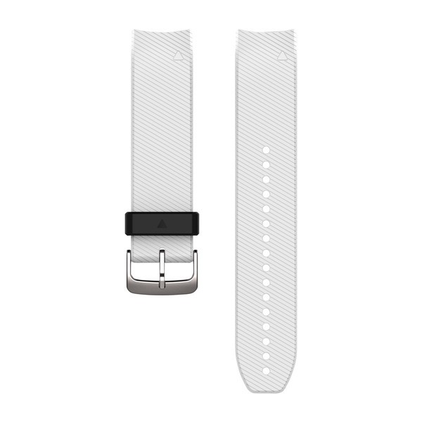 GARMIN QuickFit 22 Silikon White Approach S60