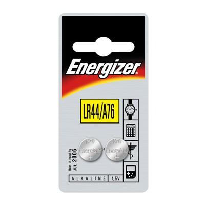Energizer Alkaline-Batterien LR44 - A76
