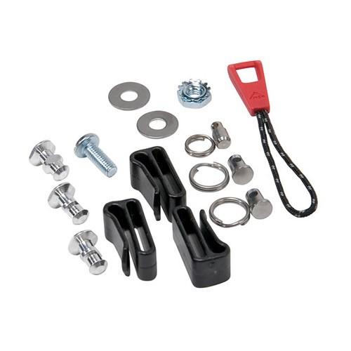 MSR Snowshoe Maintenance Kit für MSR-Schneeschuhe