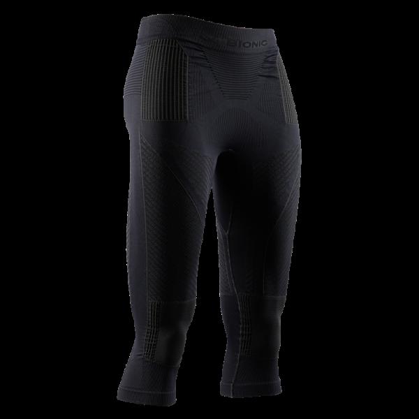 X-BIONIC Energy Accumulator 4.0 Pants 3/4 Women Black/Black