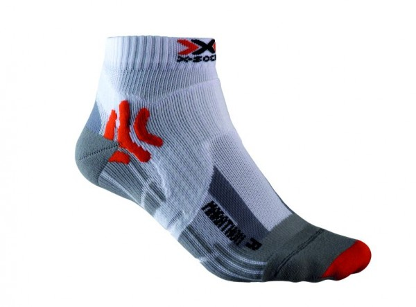 X-SOCKS Run Marathon Socken White/Black