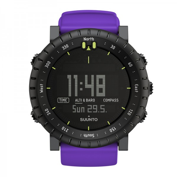 SUUNTO Core Violet Crush Outdoor-Uhr