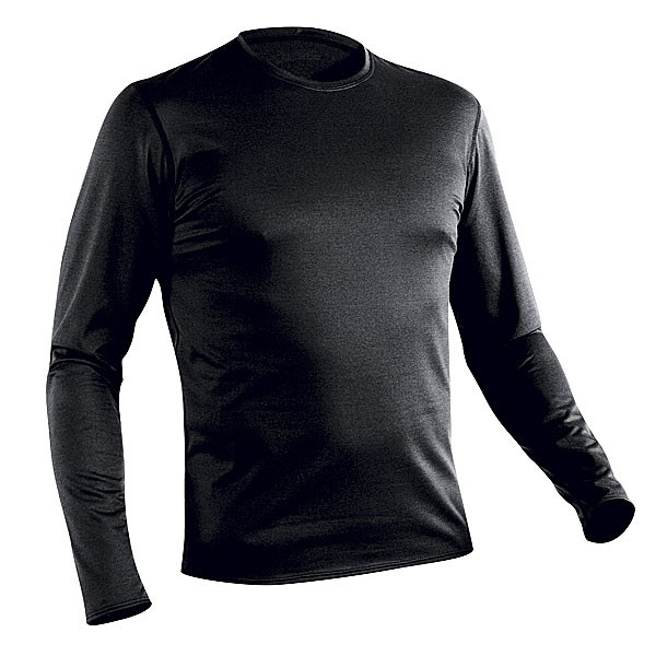 SUGOi FinoStretch L/S Black