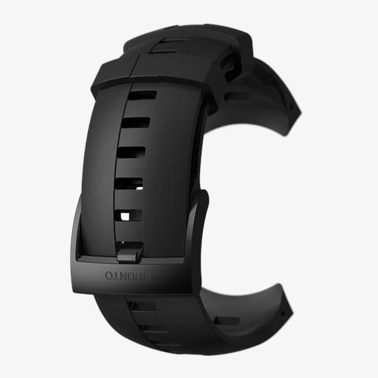 SUUNTO SPARTAN SPORT Wrist HR Black Silicone Strap