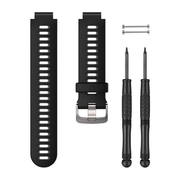 GARMIN Ersatz-Armband Forerunner 735XT Black/Gray