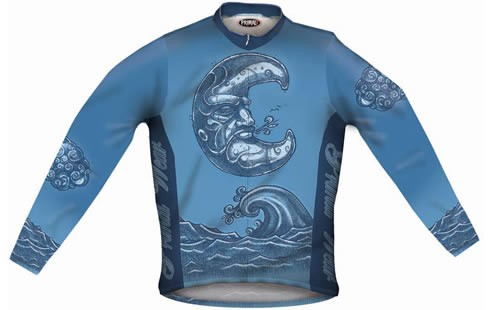 Primal Wear Blue Moon L/S Jersey