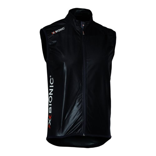 X-BIONIC SphereWind Vest Biking Men Black