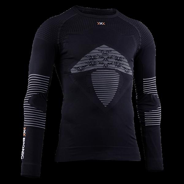 X-BIONIC Energizer 4.0 Shirt L/S Men Opal Black/Arctic White