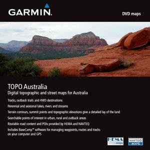 GARMIN TOPO Australien/Neuseeland microSD