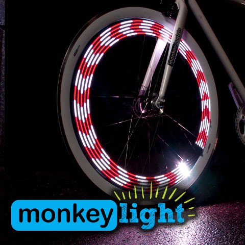 Monkey Light M210 Bike Light