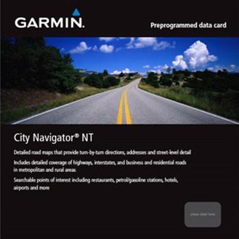 GARMIN City Navigator NT Frankreich & Benelux