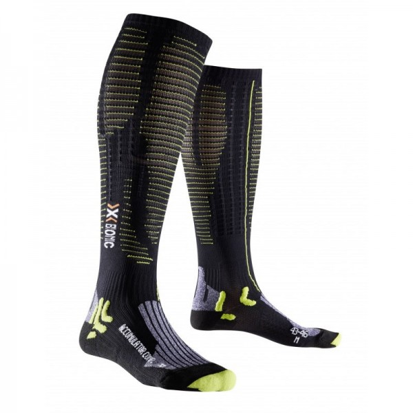 X-SOCKS Effektor xbs.competition Long Socken Black