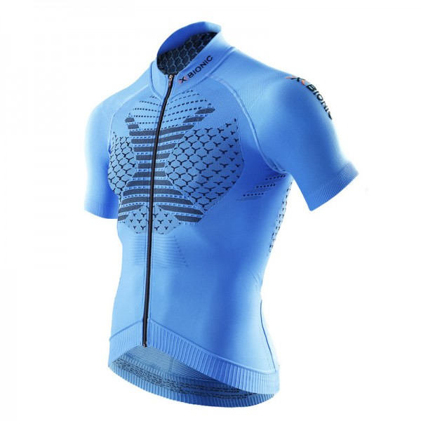 X-BIONIC TWYCE Bike Shirt S/S Men Blue