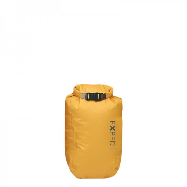 EXPED Fold Drybag S Corn Yellow