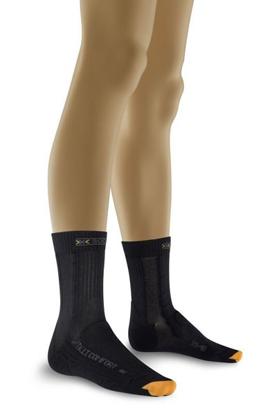X-SOCKS Trekking Light & Comfort Lady Anthracite