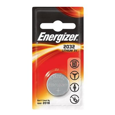 Energizer CR2032 Lithium-Batterie