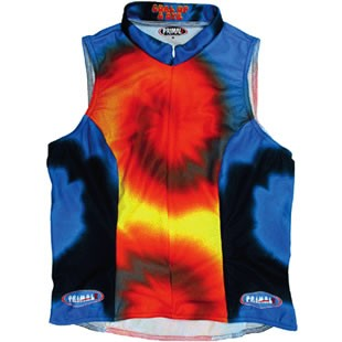 Primal Wear Curl Up & Dye S/L Jersey