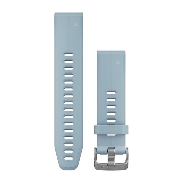 GARMIN QuickFit 20 Armband Silicone Sea Foam Blue