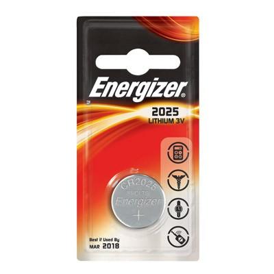 Energizer CR2025 Lithium-Batterie
