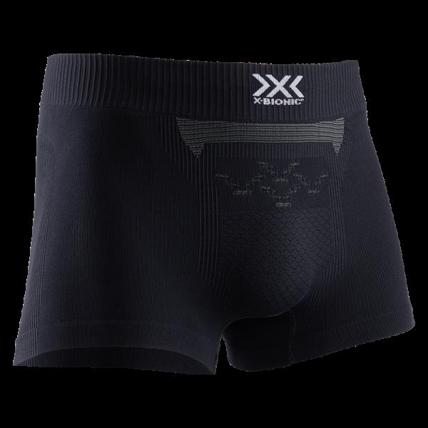 X-BIONIC Energizer 4.0 LT Boxer Shorts Men Opal Black/Arctic White