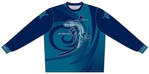 Primal Bikes Gecko Running Shirt L/S Women
