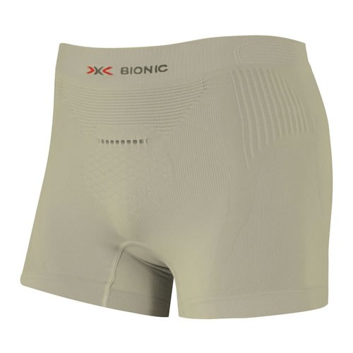 X-BIONIC Trekking Boxer Shorts Men Natural/Olive