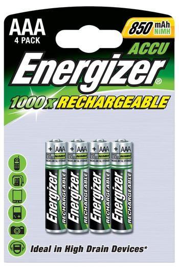 Energizer NiMH-Akku - Accu rechargeable AAA - HR03