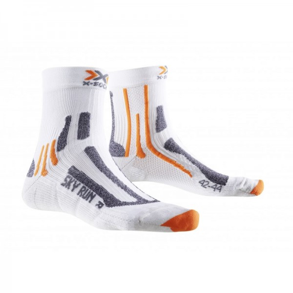 X-SOCKS Sky Run V2.0 Socken White