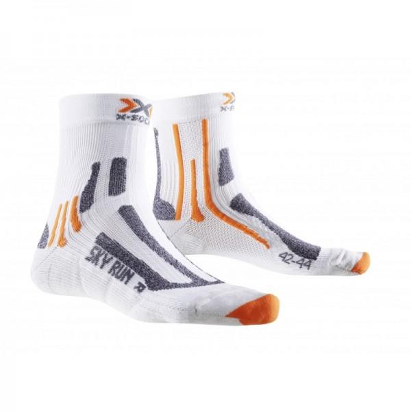 X-SOCKS Sky Run V2.0 Socken White