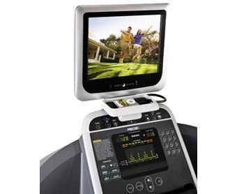 PRECOR Cardio Theatre Flatscreen AMT 100i/EFX576i