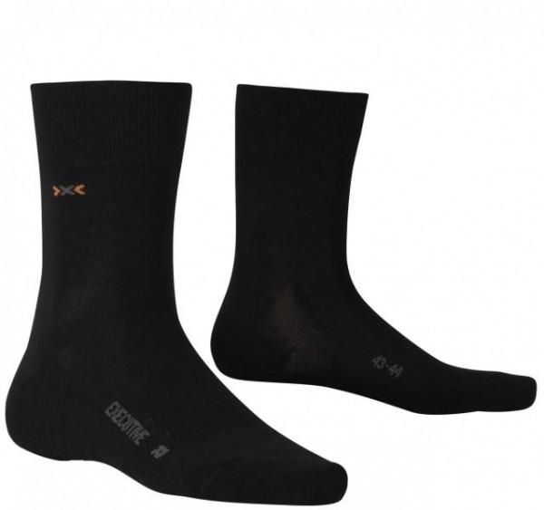 X-SOCKS Executive Socken Black