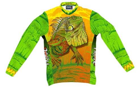 Primal Wear Reptile Dysfunction L/S Jersey