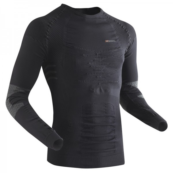 X-BIONIC Ski Touring Shirt Men Black